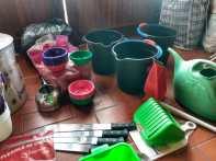 Productos para comunidades misioneras