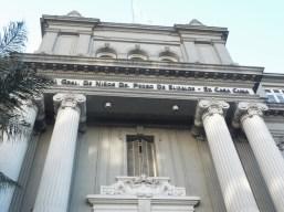 Entrance of Casa Cuna