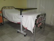 DESPUES - 4 camas hospitalarias nuevas para Terapia Intensiva