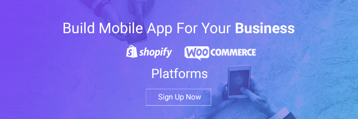 Free Shopify Mobile App and WooCommerce Mobile App for Online Stores