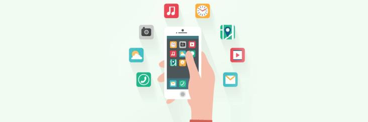 Ecommerce, mobile application
