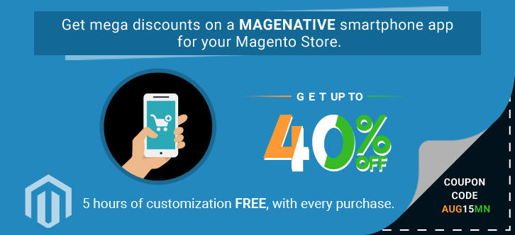 Indian independence day offer, Magento Store, MageNative