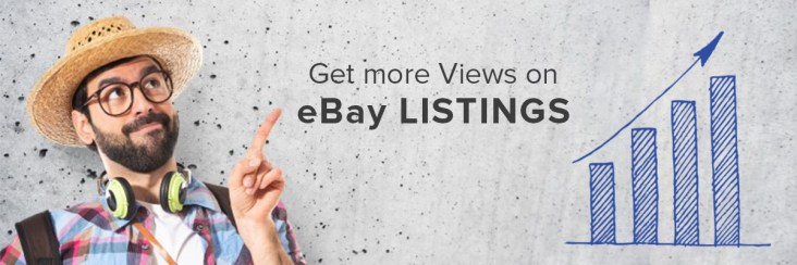 get more views on eBay listing