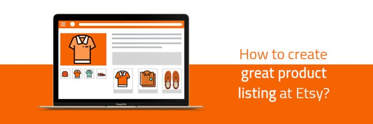 How to create a great product listing at Etsy?