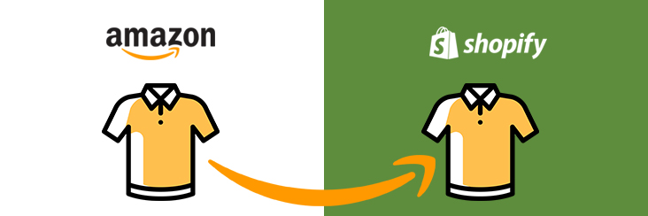 Sell Amazon products on Shopify