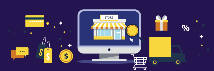 features and functions of e-commerce