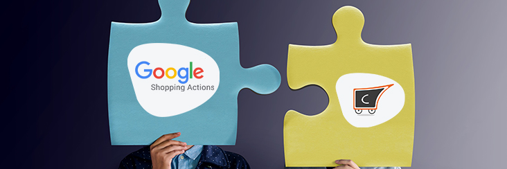 Google Shopping Actions partners cedcommerce