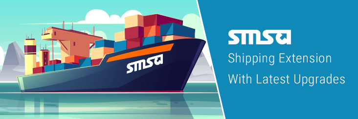 SMSA shippin extension
