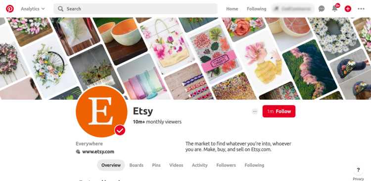 Why should I promote my shop on Pinterest