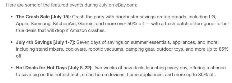 ebay trolls amazon