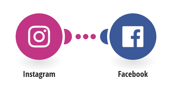 connect your facebook business page with instagram
