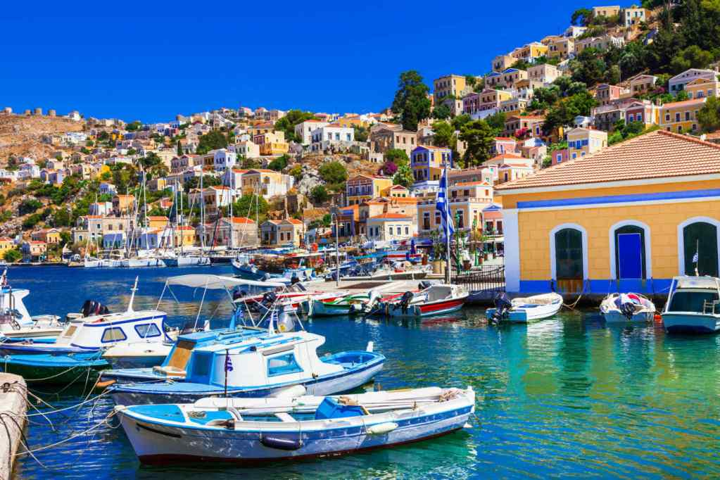 Symi, Greece – Sceptre