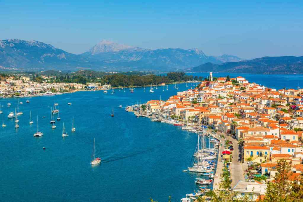 Poros Greece – Sceptre