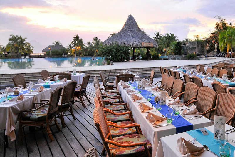 InterContinental Tahiti -Dining-112