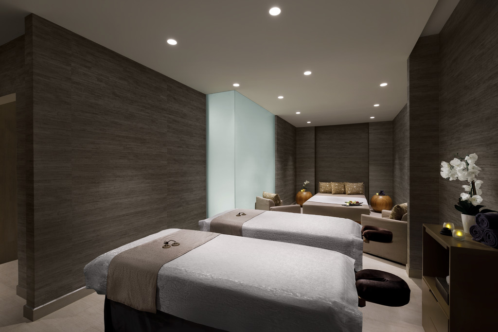 HRHLC SPA DOUBLE TREATMENT ROOM