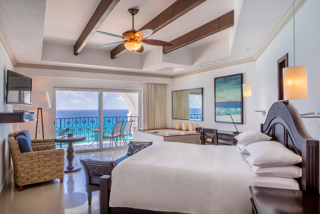 Hyatt-Zilara-Cancun-Presidential-Suite-Bedroom