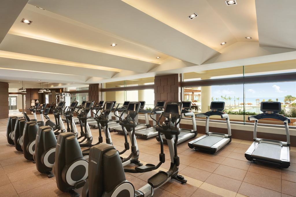 Hyatt-Ziva-Cancun-Fitness-Center