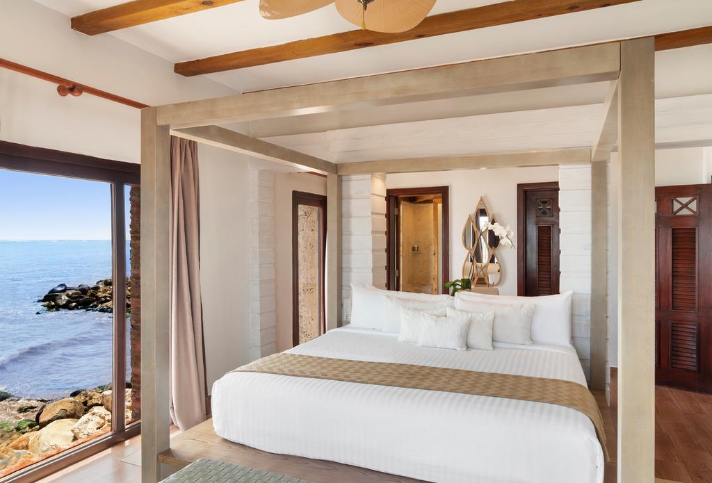 Sanctuary-Cap-Cana-Royalty-Villa-bed-one
