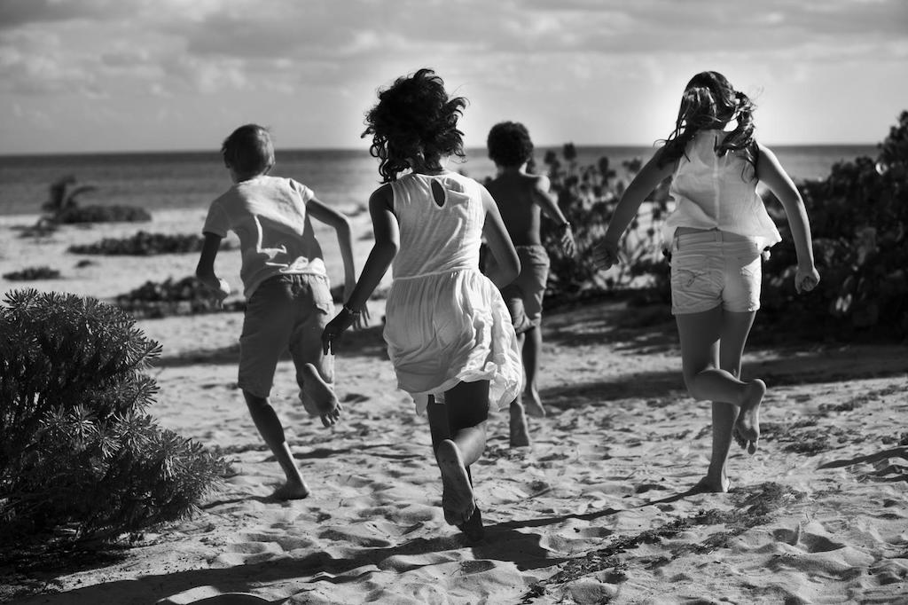 Children-Running