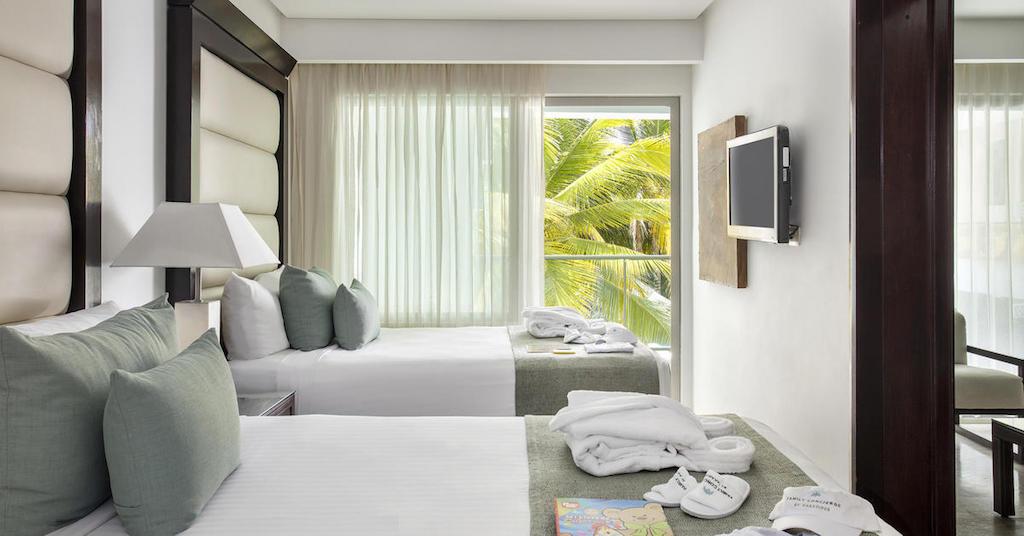 1406ParadisusPalmaRealTHR-Family_Concierge_One_Bedroom_Suite_Double_Beds-2