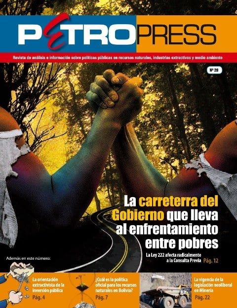 Petropress 28: La carretera del Gobierno que lleva al enfrentamiento entre pobres (6.12)