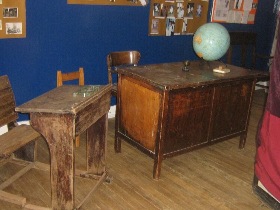 Museo Escolar. Esc.Nº 36, 2007. (Base Histo)