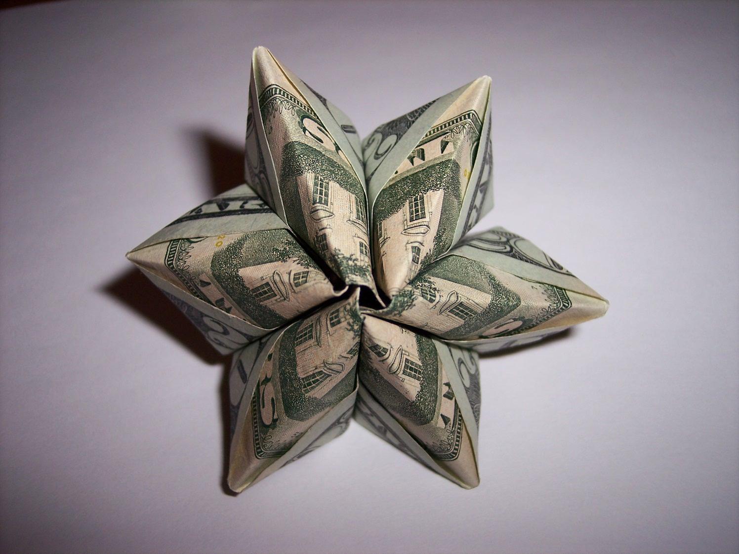 money origami diagram 220 volt pool pump wiring dollar bill flowers