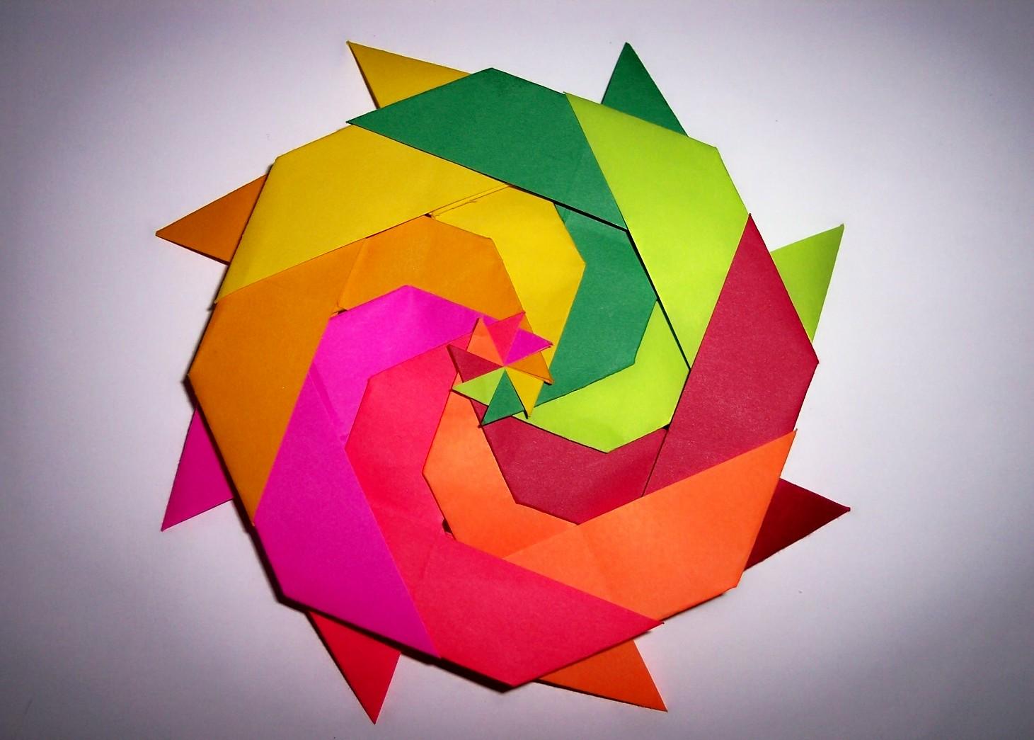 cool modular origami diagram cooker hob wiring more madness flotsam and jetsam