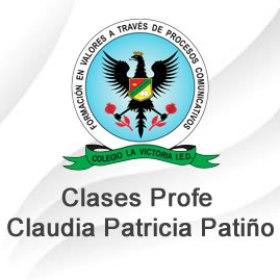 Clases Profe. Claudia Patricia Patiño