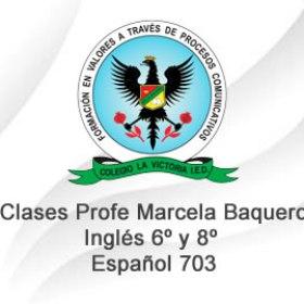 Clases Profe Marcela Baquero