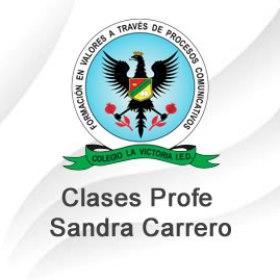 Clases Profe. Sandra Carrero