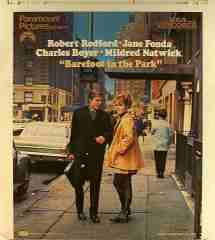 1967 Film Barefoot in the Park
