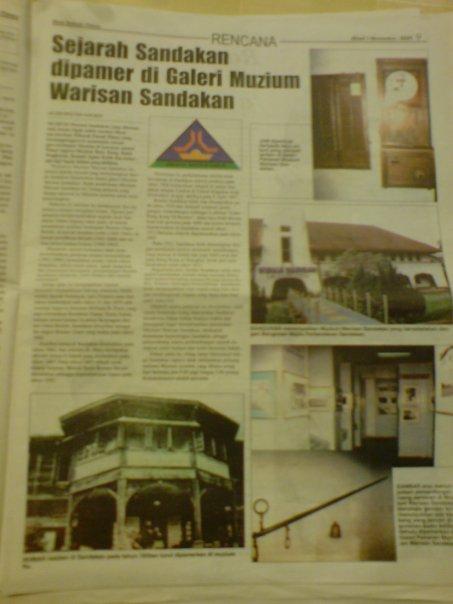 More Sandakan Photos (6/6)