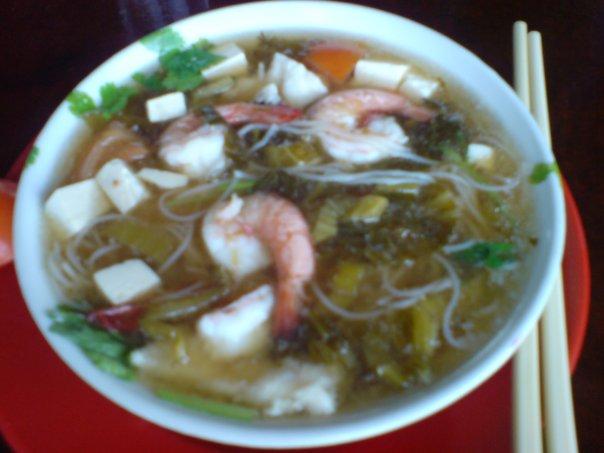 Food in Sandakan - Part 1 (1/6)