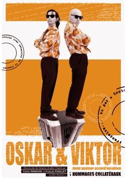 Hommages collatéraux - Oskar & Viktor par Cédric Marchal et François Thollet