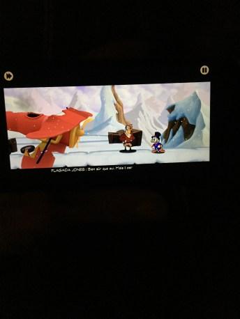 Duck Tales sur iPhone 7