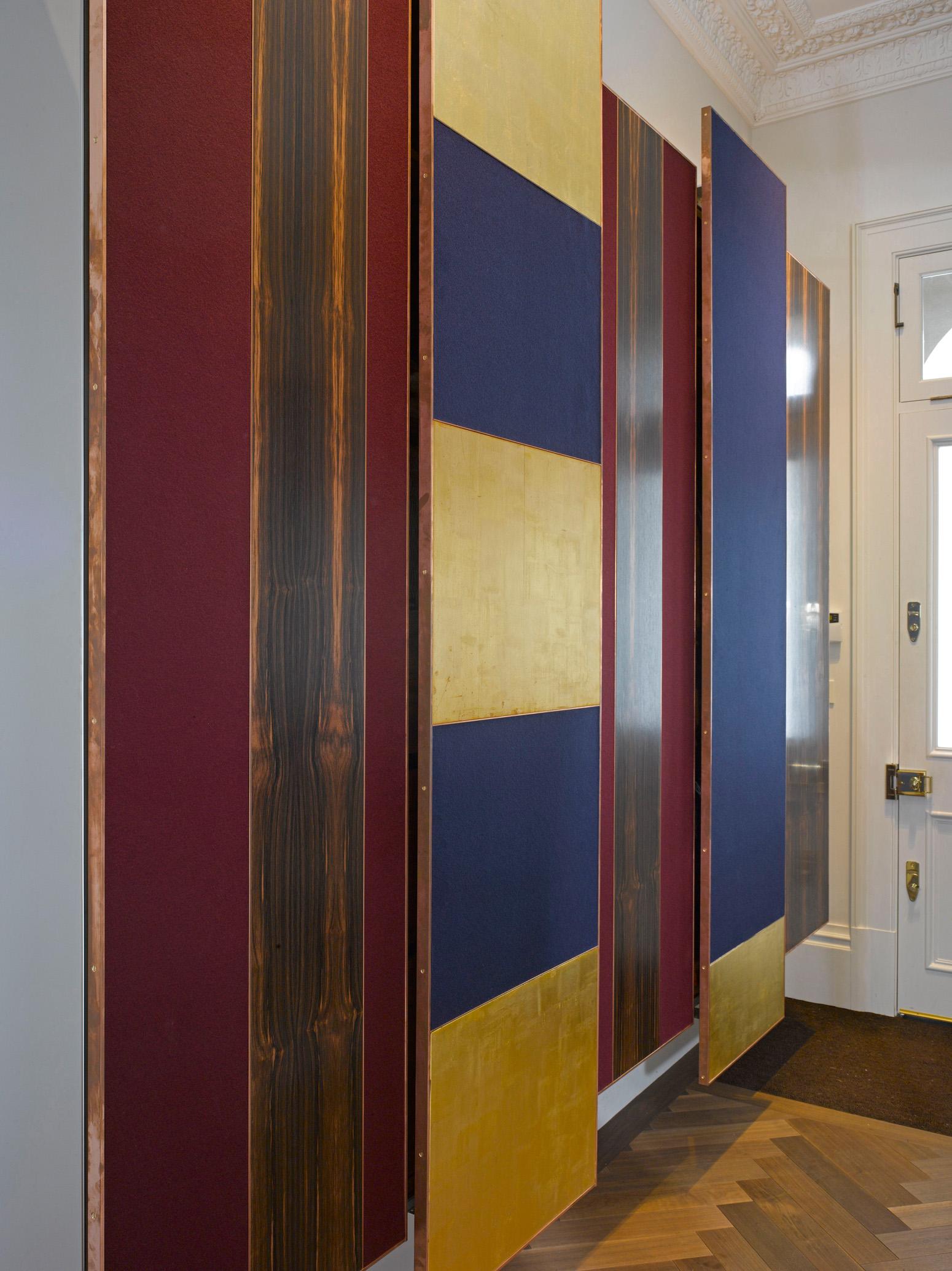 Bespoke Global Product Detail Hallway Cupboard