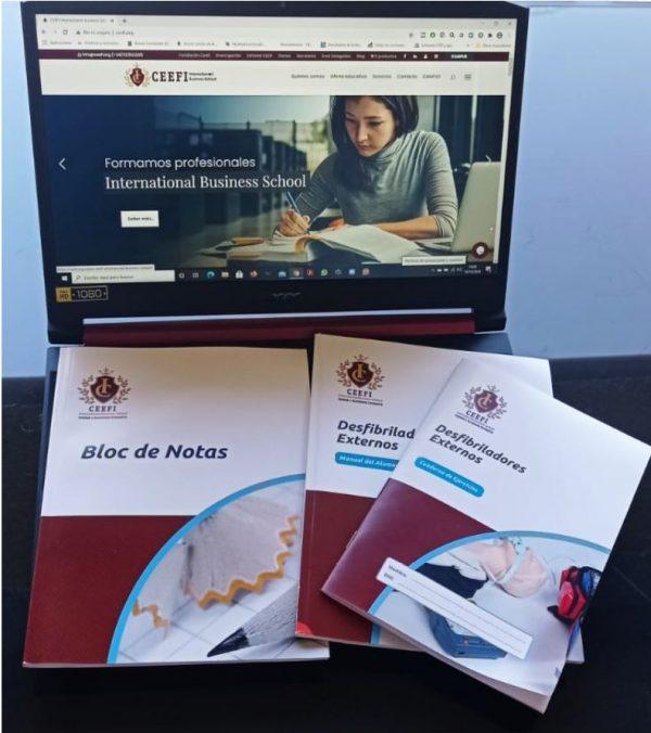 CEEFI INTERNATIONAL FORMACIÓNDESFIBRILADORES EXTERNOS