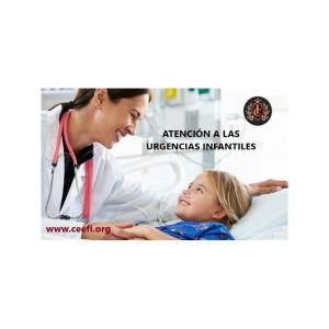 POSTGRADO ATENCIÓN A LAS URGENCIAS INFANTILES