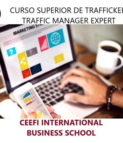 Curso experto en trafficker digital marketing Ceefi International