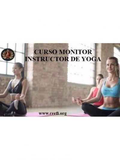 curso-monitor-instructor-de-yoga-CEEFI-INTERNATIONAL