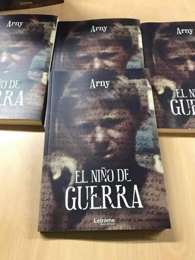 Libro-El-nino-de-la-guerra-Autor-Arnes-Alangic