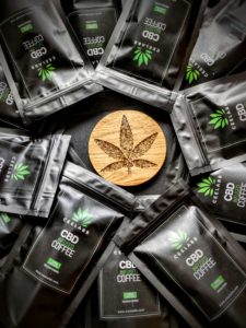ceelabb CBD Infused 100gram coffee bags
