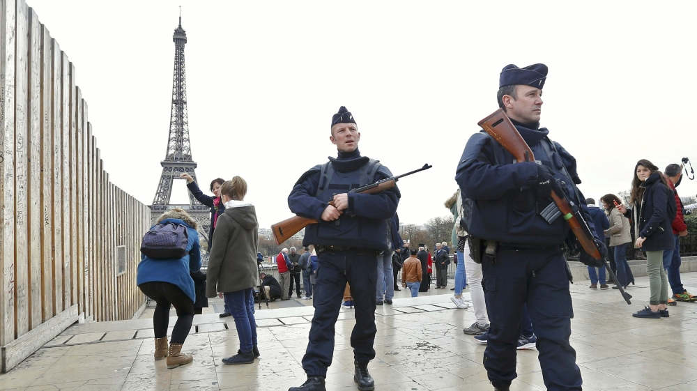 State of emergency in France