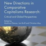 Daniel Šitera: On New Travels in Space-Time: Theoretical Rediscoveries after the Crisis in (Comparative) Capitalism(s)