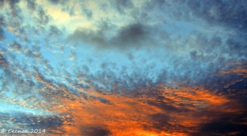 Sunset 31 Dec 2014 (Auto-Enhanced)