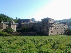 Klooster in Samon