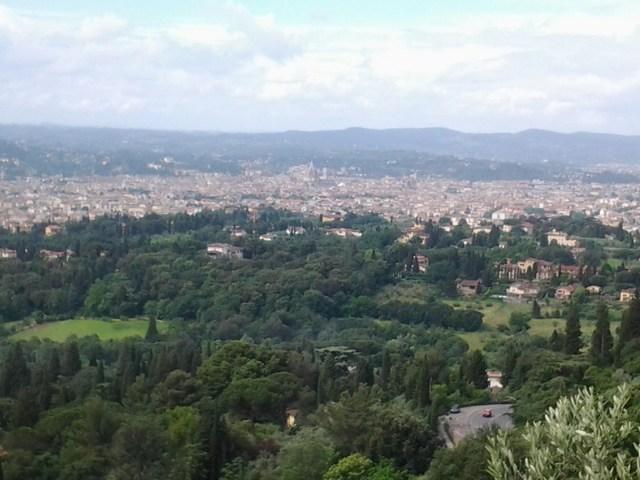 Firenze van boven