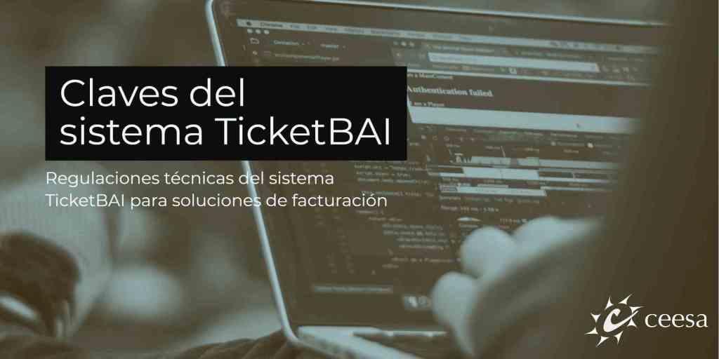 Sistema TicketBAI
