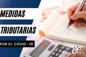 Medidas tributarias por COVID – 19 | CEESA, S.A.